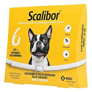 Scalibor Protectorband Small/Medium 48cm voor honden